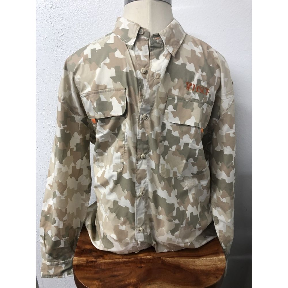 OLD TEJAS WEST TEXAS FIELD SHIRT