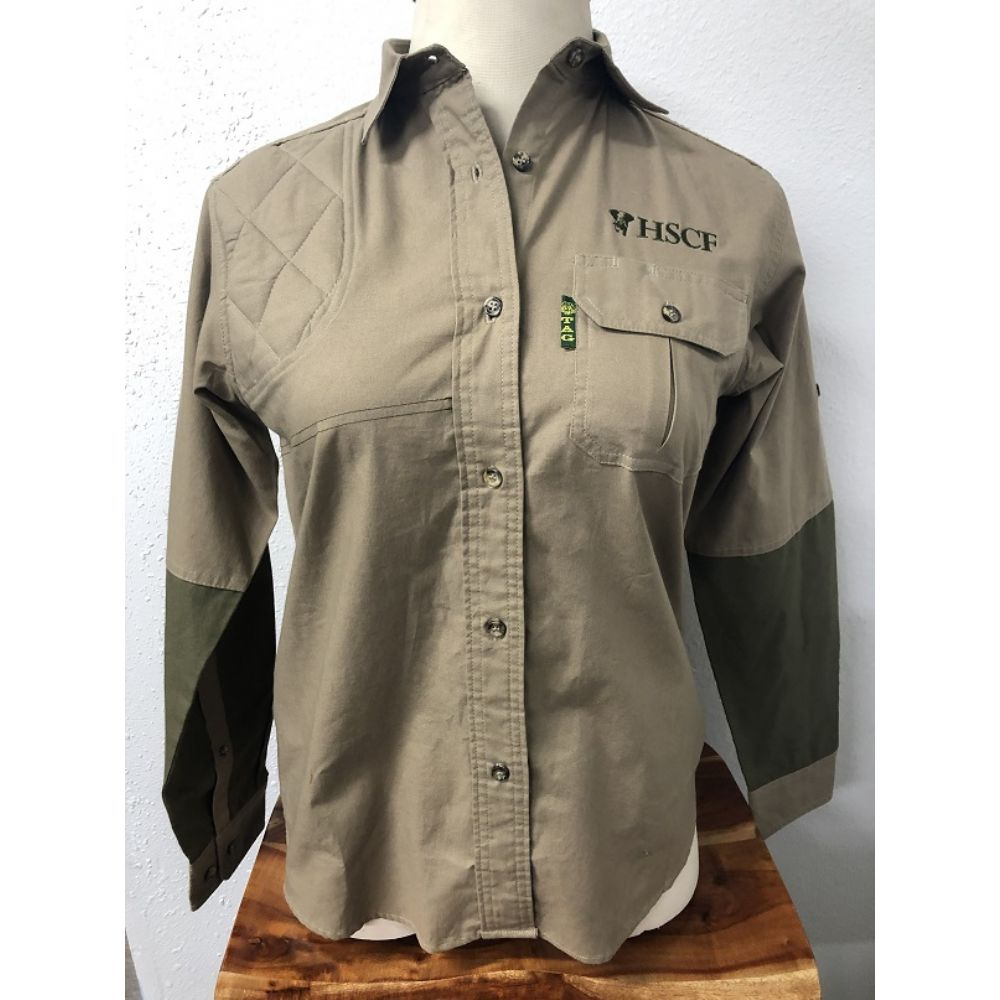 TAG SAFARI CLAY BIRD LADIES SHIRT