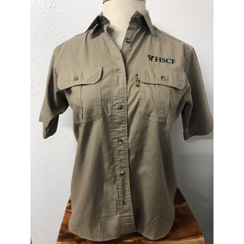 TAG SAFARI LADIES SAFARI SHIRT