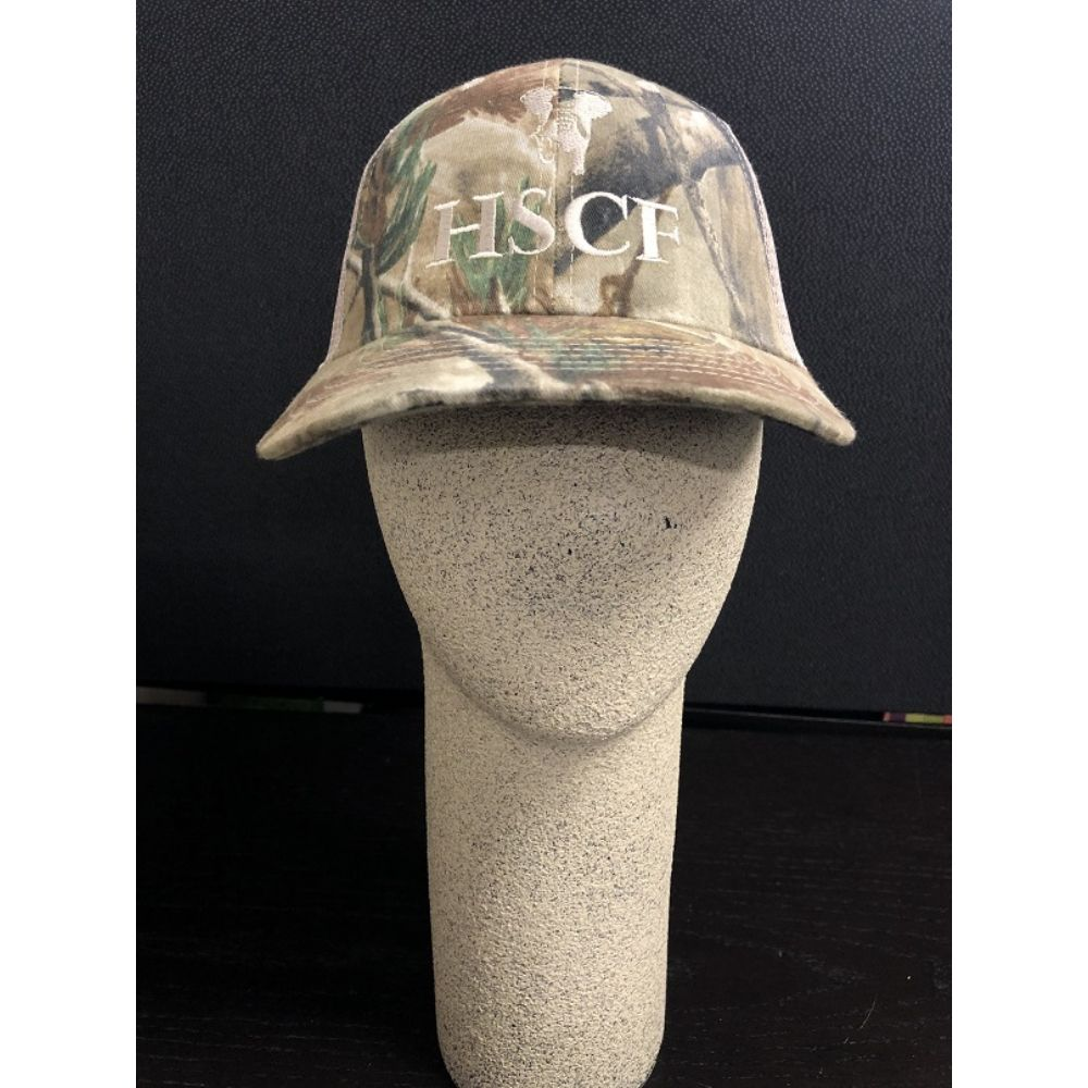 REALTREE CAMO WITH MESH BACK