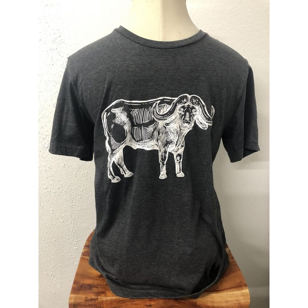CAPED BUFFALO T-SHIRT